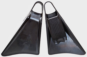 Freedom Bodyboard fins Black