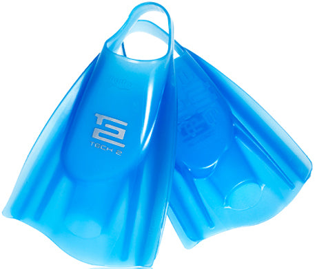 Hydro Tech 2 swim fins Ice blue