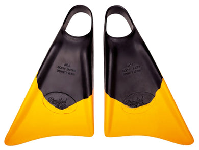 Limited Edition Black Orange Fins