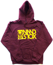 Load image into Gallery viewer, NMD Stox Hoody - Maroon