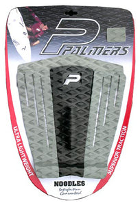 Palmers Noodles surfboard deck grip