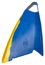 Load image into Gallery viewer, Pod 3 PF3 Fins Blue Yellow