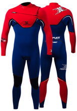 Load image into Gallery viewer, Reeflex Mercury Fever 3/2 mm wetsuit