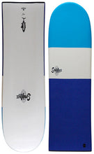 Load image into Gallery viewer, Seaglass Albacore finless surfboard - 5'6""