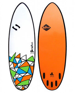 Softech JL DSS 7' soft surfboard