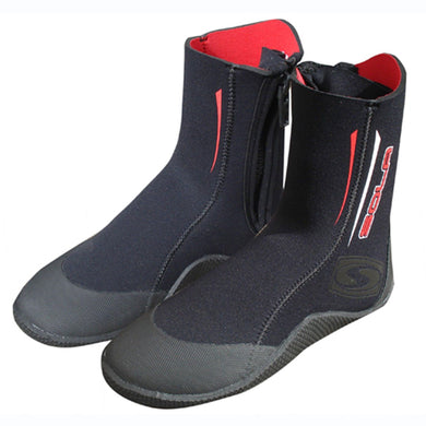 Sola Kids Zipped Wetsuit Boots