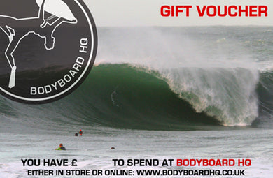 £30 surf shop gift voucher
