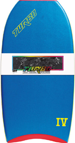 Turbo 4 PE Bodyboard