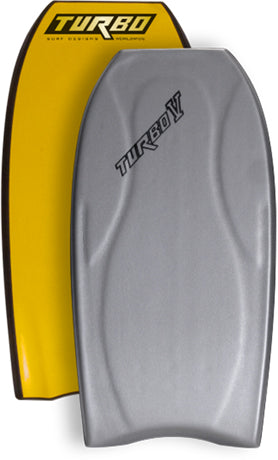 Turbo 5 V Ltd PP bodyboard