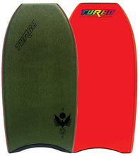 Load image into Gallery viewer, Turbo Mason Rose Freedom 6 PP Bodyboard 2013