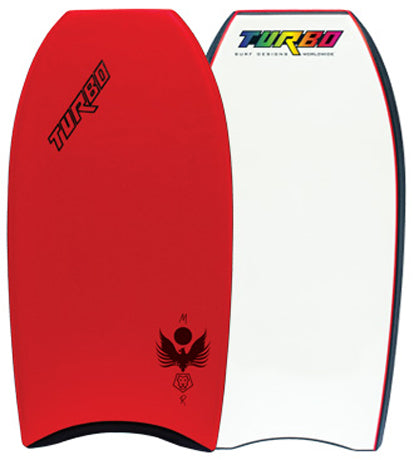 Turbo Mason Rose Freedom 6 PP Bodyboard 2013