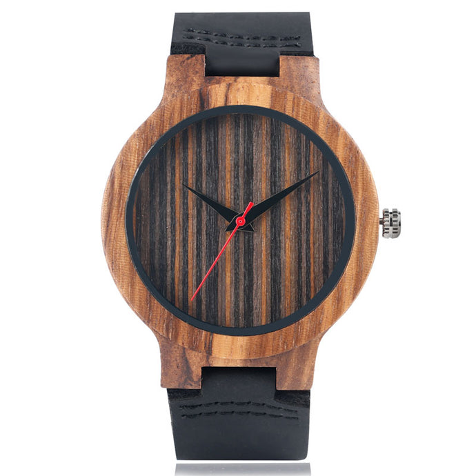 Bamboo Watch - Malted Tiger