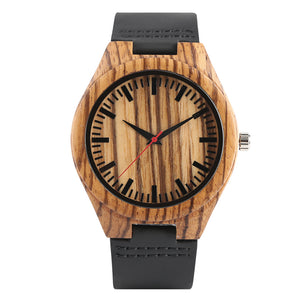Bamboo Watch - Tiger