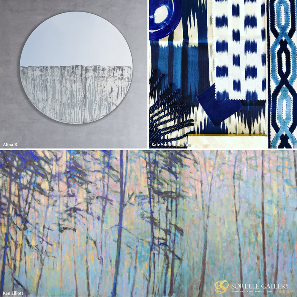 LIGHT EFFECTS: New Works by Ken Elliott & Alina B