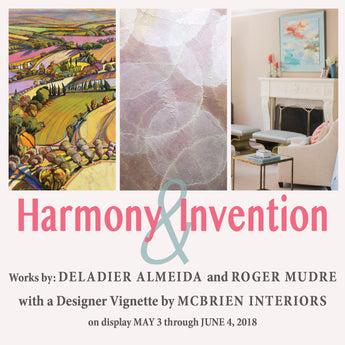 HARMONY & INVENTION: works by Deladier Almeida and Roger Mudre