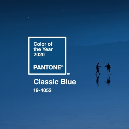 A Classic Choice: Pantone's Color of the Year