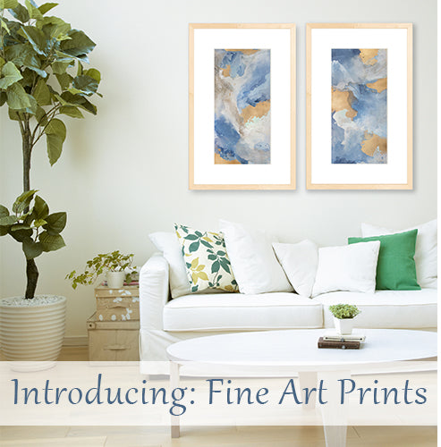 We've launched Fine Art Prints!