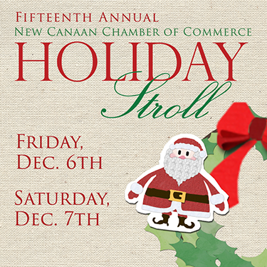 Join Us for a Wine Tasting & Holiday Stroll!