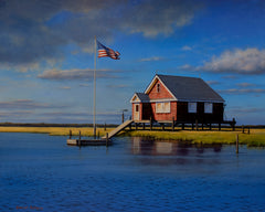 Seaman Bay House - Print