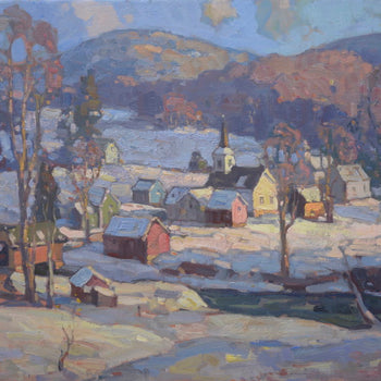 Blinking in the Sun, Waterville 30 x 40.JPG