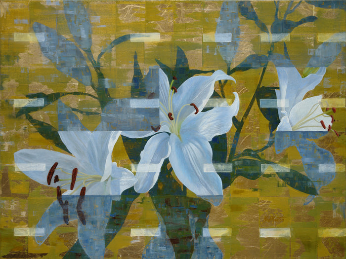 Gilded Lily Horizontal