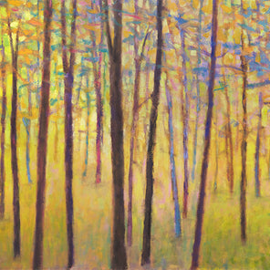 In the Colorful Forest - Limited Edition Print