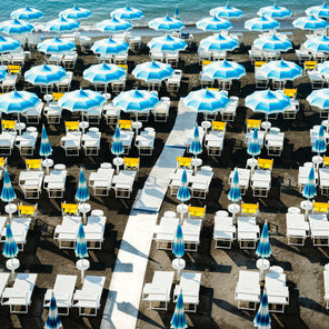Amalfi Beach Club Umbrellas I