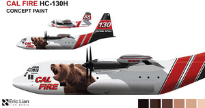 Are these CAL FIRE's newest aircraft?
