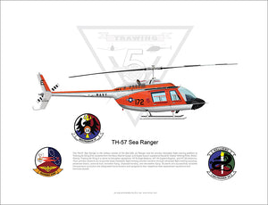 Bell 206 TH-57 Sea Ranger Navy