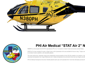 "PHI Air Medical Airbus EC135 ""MED 2"" N330PH"