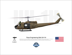 Pace Engineering Bell UH-1H