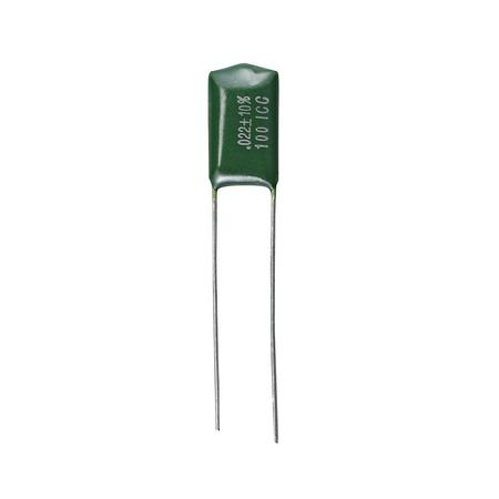 0.022uF 50V 10% PC-Mount Capacitor