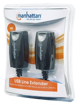 USB Line Extender 196ft Manhattan