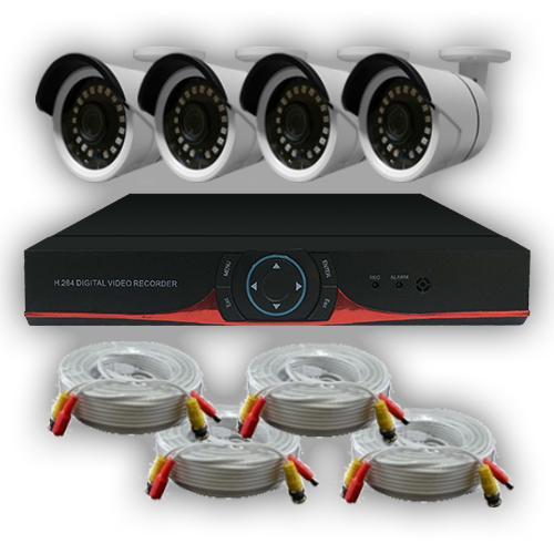 FULL HD SECURITY CAMERAS