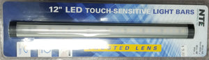"NTE Touch-Sensitive LED Light Bar Frosted Lens 12"" 69-LL-15f"