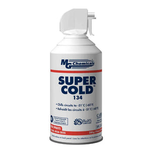 super cold freeze spray