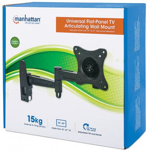 "Universal Articulating Wall Mount 13""-27"""