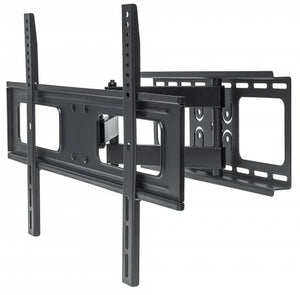 "Universal Full Motion Wall Mount 37""-70"" 110lbs"