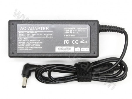 12v 5Amp Power Supply Includes AC Power Cord