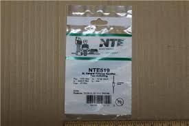 NTE NTE519 DIODE General Purpose Rectifier Fast Switching