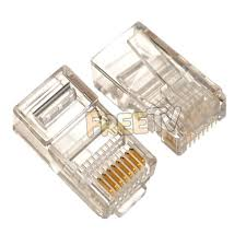 RJ45 ETHERNET CONNECTOR PKG 20