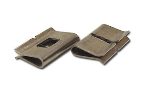 KGP - BRIDGE CLIP STAINLESS-STEEL PKG OF 20