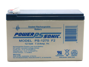 POWER SONIC 12V 7AH