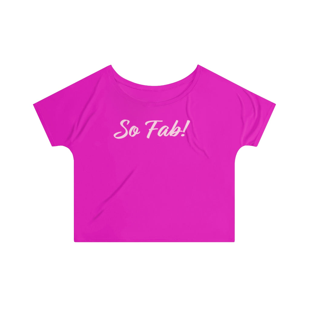 So Fab! Pink on Pink Slouchy Tee