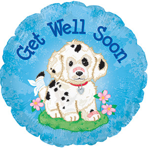 Get Well Soon Doggie