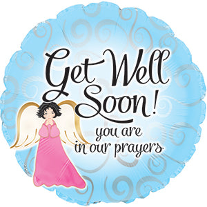 Get Well Soon Angel