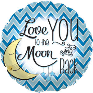 Love You to the Moon- Boy