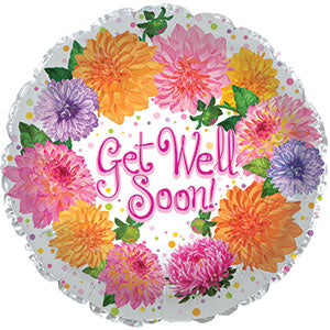 Get Well Chrysanthemum