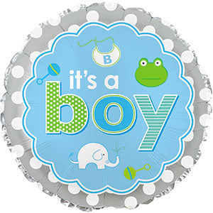 It's a Boy Icons