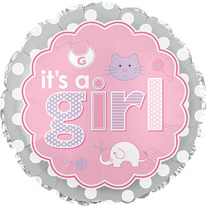 It's a Girl Icons